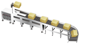 کاربری Delta EL تکفاز در خط تولید