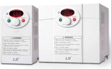اینورتر ال اس LS تکفاز ic5